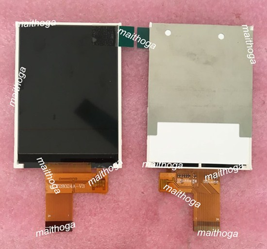 2,8 дюйма 24PIN HD TFT ЖК-дисплей цветной экран ILI9341 ST7789 Привод IC 8/16 бит интерфейс QVGA 320(RGB)* 240
