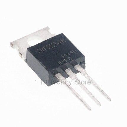 Новый оригинальный 10 шт. транзистор IRF9Z34N IRF9Z34 TO-220 TO220 IRF9Z34NPBF MOS полевой транзистор оптом единый дистрибьютор