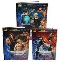 King Of Fighters Can Put 160 Sheets Card 20 Pages Collection Toys Hobbies Hobby Collectibles Game Collection Anime Cards