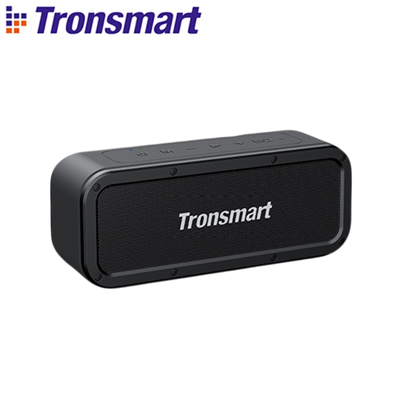 Tronsmart Force Bluetooth Speaker Bluetooth 5.0 Portable Speaker 40W Speakers IPX7 Waterproof with Voice Assistant,TWS,NFC