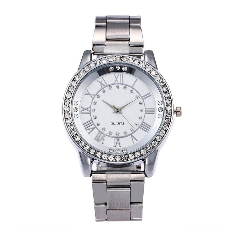 Women Watches Bayan Kol Saati Fashion relogio feminino Rose Gold Silver Luxury Ladies Watch For Wome
