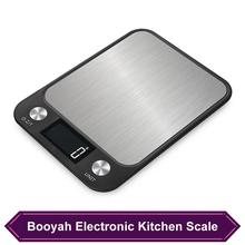 LCD Display 5kg/10kg Wasserdichte Edelstahl Küche Skala Multifunktions Lebensmittel Back Skala Kochen Werkzeuge Balance Dropshipping