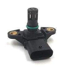 4 Pins OEM 13627843531 Manifold Absoulute Boost Pressure Sensor for BMW X4 F26 20dX 20iX 28iX 30dX 35dX 35iX M40iX