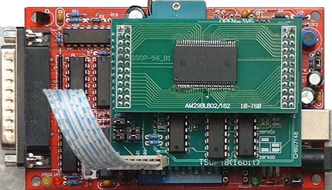 AMD29BL802/162 مبرمج ، محرك السيارة رقاقة ECU ، مفتاح ، رقاقة القراءة والكتابة