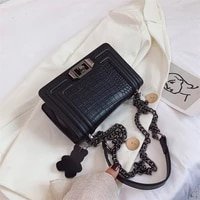 2021 spring and autumn new chain crossbody for women fashion small shoulder bag high quality pu leather luxury handbags designer