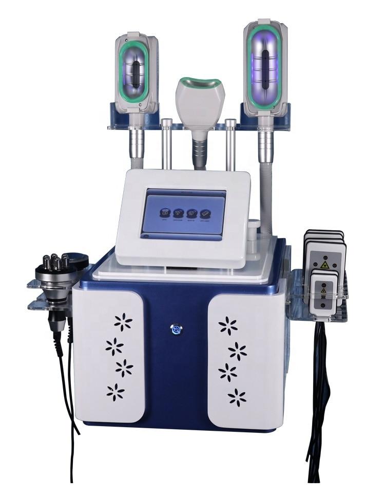 Home style professional salon waist fat elimination and body shaping frozen lipolysis machine
