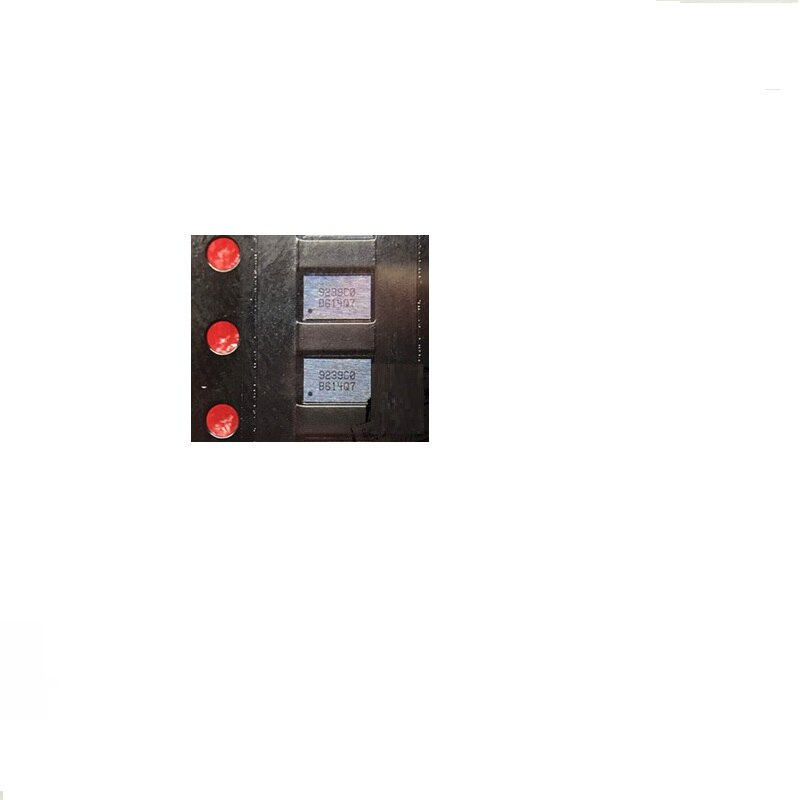 "5 unids/lote para macbook pro 13 ""A1706 A1708 ISL9239 U7000 cargador de carga potencia, IC"