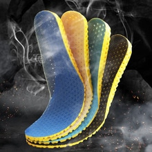 1 Pair Orthotic Shoes & Accessories Insoles Orthopedic Memory Foam Sport Support Insert Woman Men sh