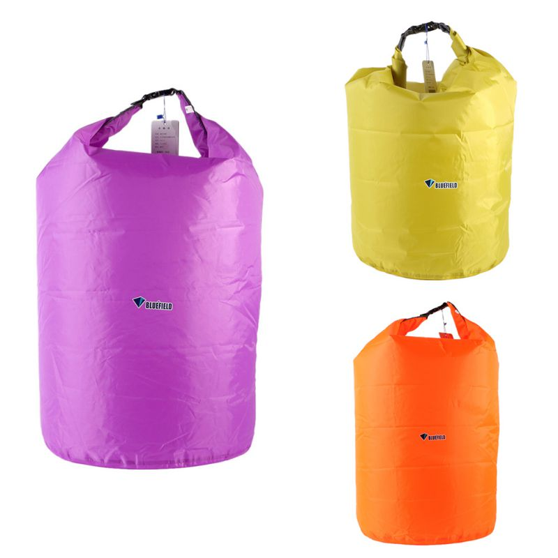 10l 20l translucent swimming waterproof bag storage dry bag swimming bag for canoe kayak rafting outdoor camping river trekking 20L 40L 70L Waterproof Portable Storage Dry Bag For Canoe Kayak Rafting Camping Travel Kit