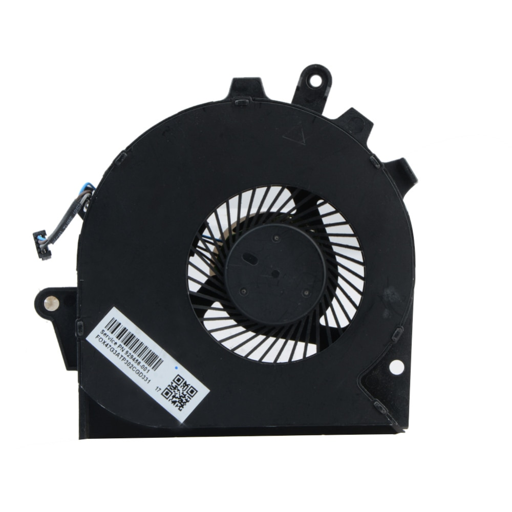 CPU GPU Cooling Fan for HP OMEN 15-CE 17-AN COOLER FAN G3A-CPU G3A-GPU 929455-001 929456-001
