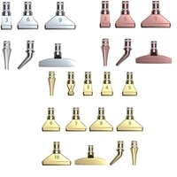 3 colors metal nib 5d diamond painting tool metal point drill pen heads replacement metal multi placer tip drill pen accessories
