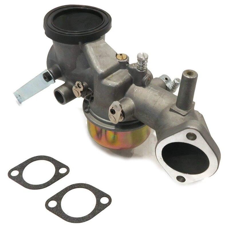 Carburador con junta para brillos y Stratton 491031 490499 491026 281707 12Hp Carb del motor