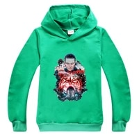 hoodies for teen girls cartoon stranger things kids toddler baby sweatshirt girl fall winter clothes christmas outfits