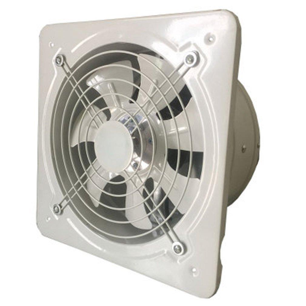 Промышленный вентиляционный экстрактор, металлический осевой вытяжной промышленный вентилятор, низкий уровень шума, Стабильный ход