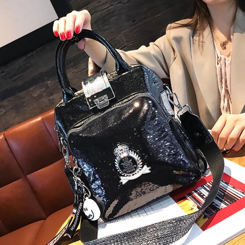 Ita Luxury Brand Handbags 2020 Women Diamond Rivet Leather Shoulder Bag Sac High Quality Rhinestone Big Bolso Tote Handbag Bag A