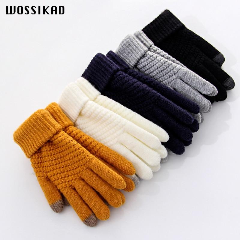 Women Gloves Winter варежки перчатки зимние варежки женские перчатки мужские зимние перчатки перчатки мужские 2019 Promotion
