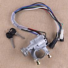 DWCX-interrupteur dallumage avec clé   UB3976290, adapté pour Mazda pick-up B2000 B2200 B2600 1986 1987 1989 1990 1991 1992 1993