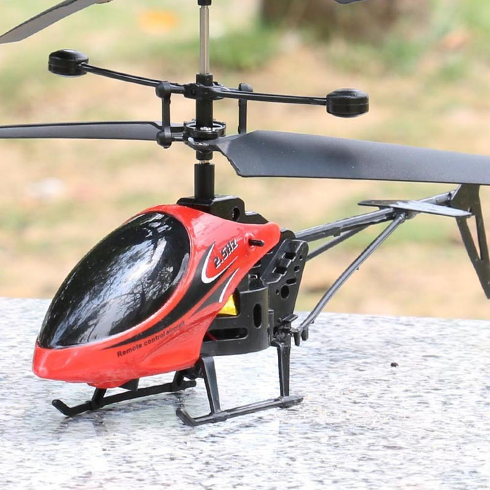 2021 Mini RC Drone Helicopter Rechargeable Fall-Resistant Remote Control Helicopter Aircraft Kids To