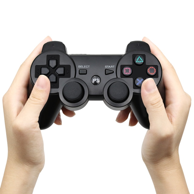 For SONY PS3 Controller Bluetooth Gamepad for PlayStation 3 Joystick Wireless Console for Sony Playstation 3 SIXAXIS Controle PC 2