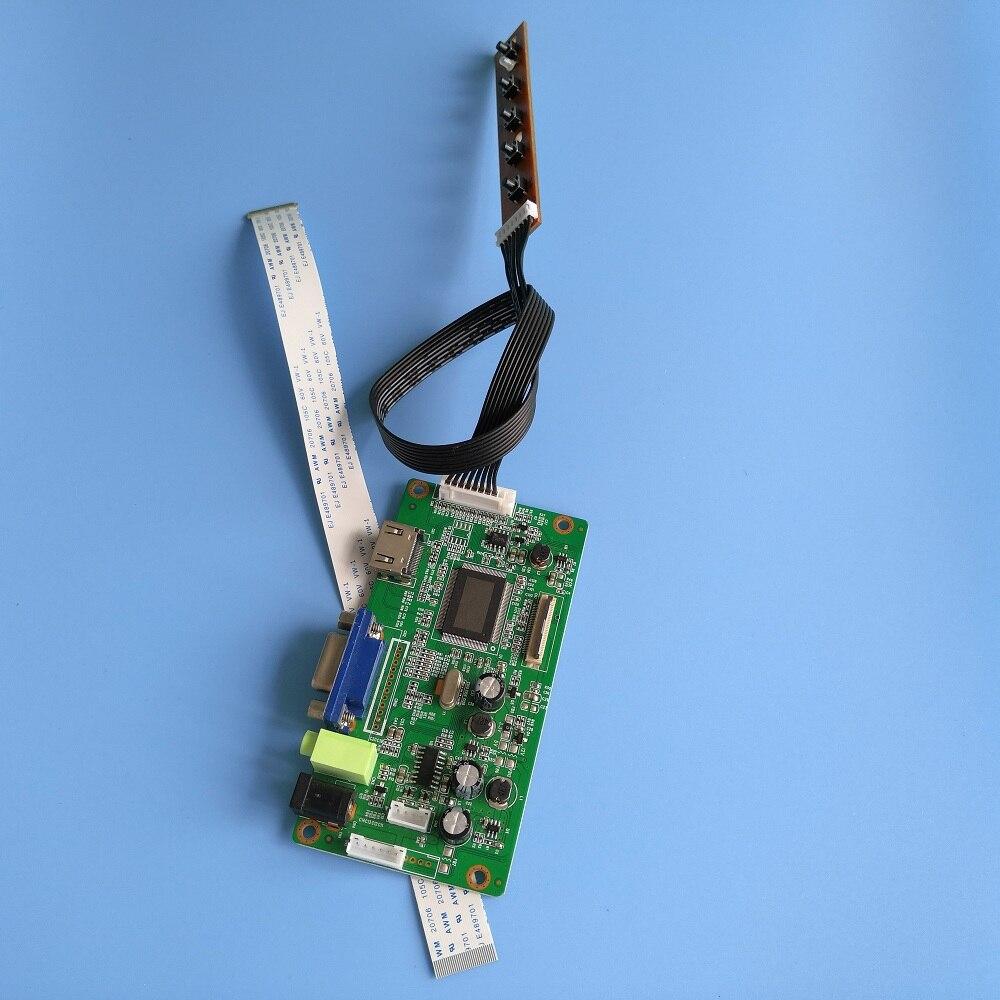 ل NV156FHM-N31 30Pin EDP LCD لتقوم بها بنفسك تحكم مجلس LED EDP عدة VGA مراقب سائق شاشة عرض 1920X1080 15.6