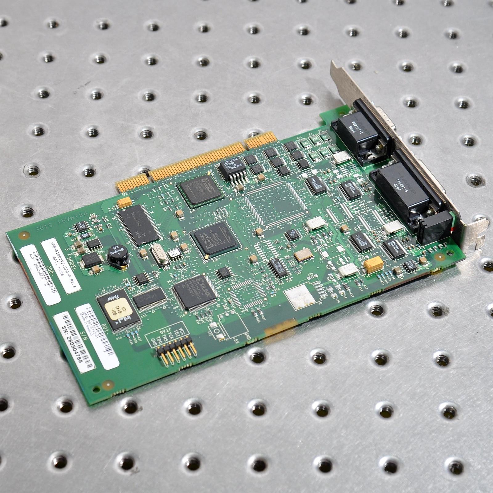 VPM-8100DVQ-020-P REVA Acquisition card enlarge