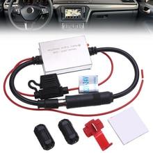 Amplificateur de Signal Amp Booster   Pour bateau de voiture Marine universel 12V-24V, autoradio, antenne FM 88-108mhz, amplificateur FM Mayitr