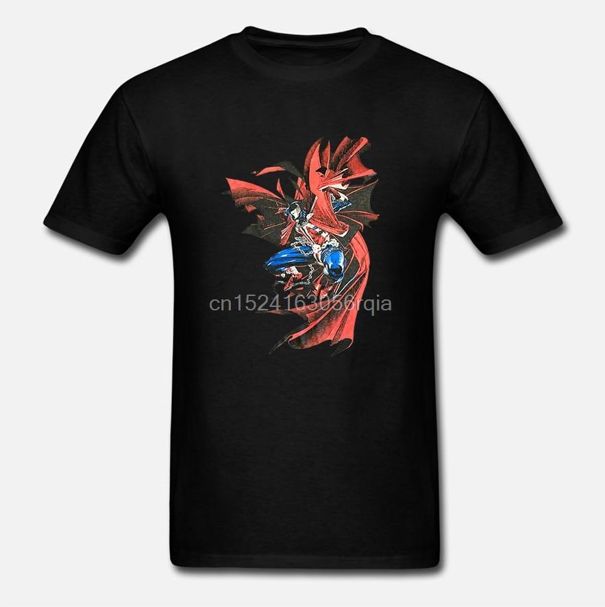 Vintage 90's SPAWN T Shirt 1992 Comic Todd McFarlane Screen Star TOP !! USA Size