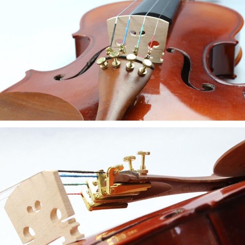1pc כינור מחרוזת פיין טיונר שמאי כינור אביזרי עבור 3 4 4 4 כינור חלקים ואביזרים לכינור Aliexpress