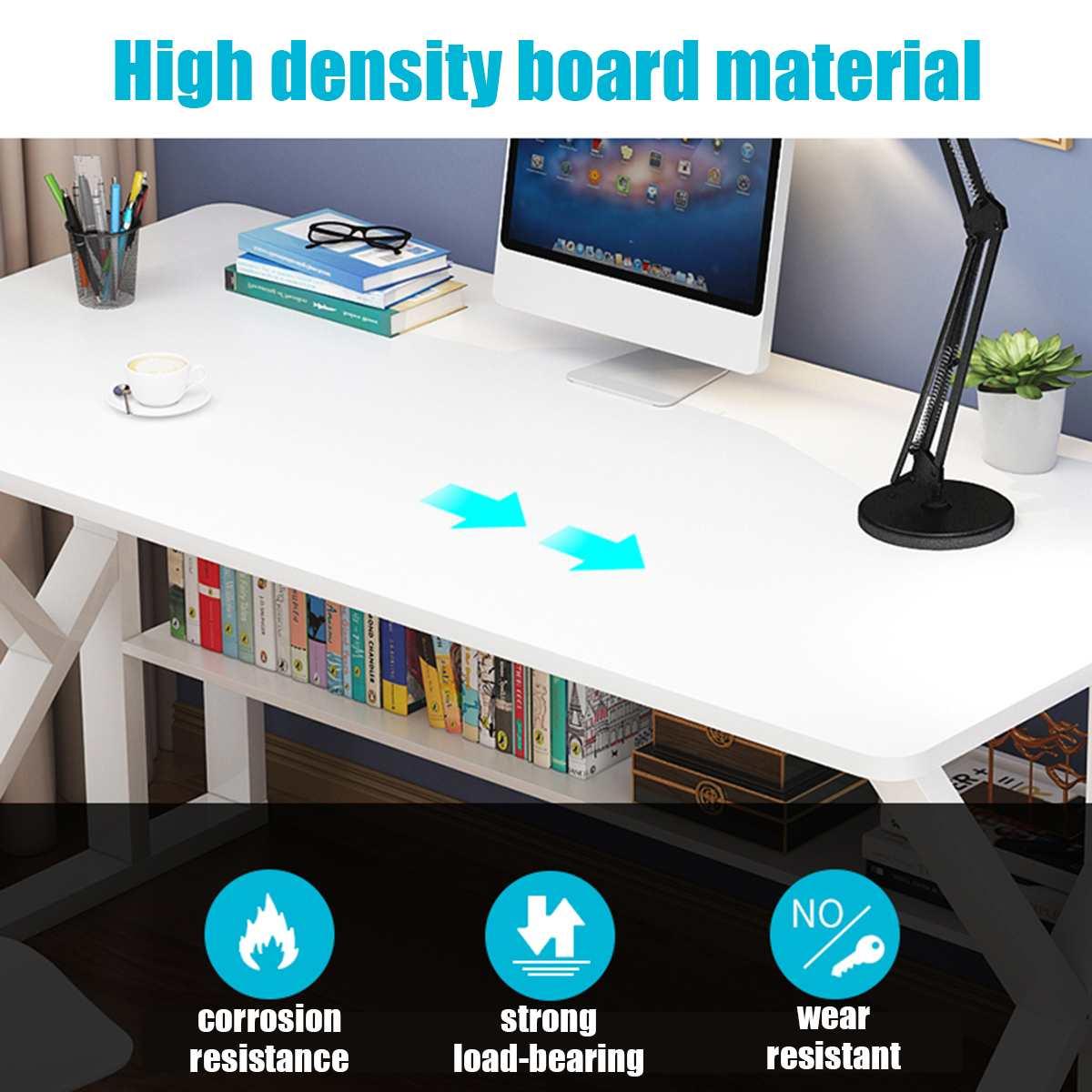 Mesa de escritorio Para ordenador portátil, Mesa Para Notebook, muebles de oficina,...