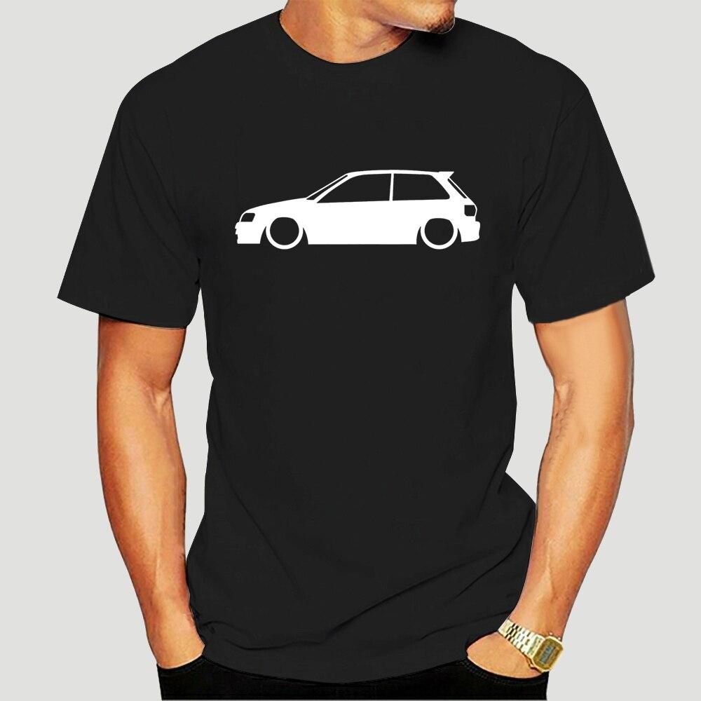Toyota celica GT Turbo EP82 100% algodón T-Shirt-2487D