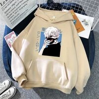 anime tokyo ghoul kinkiken plus size hoodies women print harajuku clothes men japanese sweatshirt hip hop streetwear warmth
