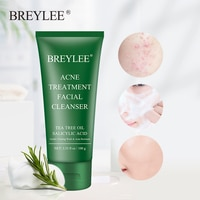 Очищающая маска для лица BREYLEE очищение, лечение акне г для удаления черных точек, очищение кожи, сужение пор, контроль жирности, уход за кожей...