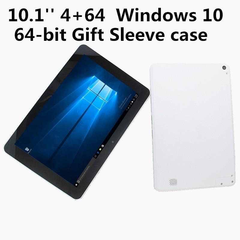 Big Sales 64 Bit 10.1 INCH P-120 Windows 10 Z8350 CPU Tablet PC 4GBDDR+64GB HDMI-Compatible WIFI  DC QuadCore