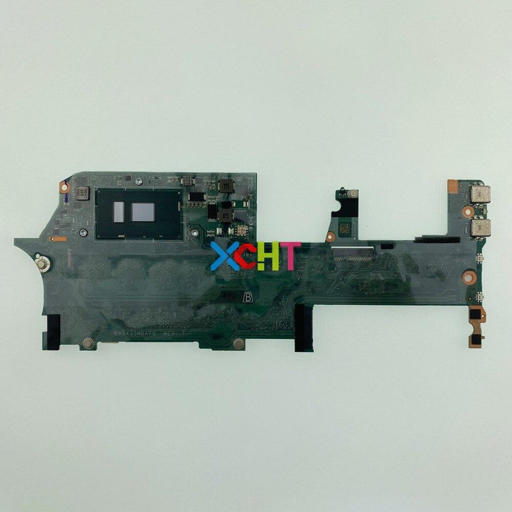 907558-601 907558-001 DA0X31MBAF0 واط i7-7500U وحدة المعالجة المركزية 16 جيجابايت RAM ل HP spece x360 Conve 13-w سلسلة 13T-W000 الكمبيوتر المحمول اللوحة الأم