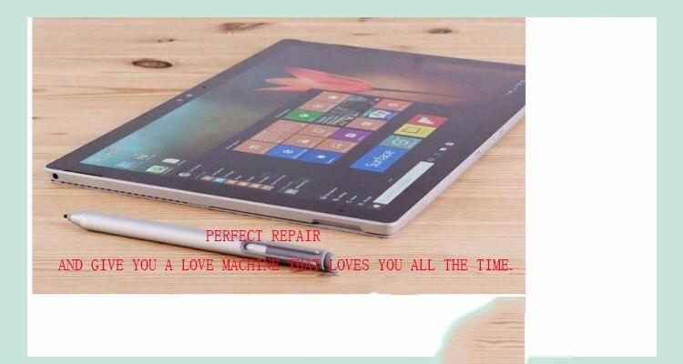 Superficie pro3 / 1631 montaje táctil Microsoft Sophie pro4 / 1724 pro5 pantalla táctil LCD montaje de pantalla externa