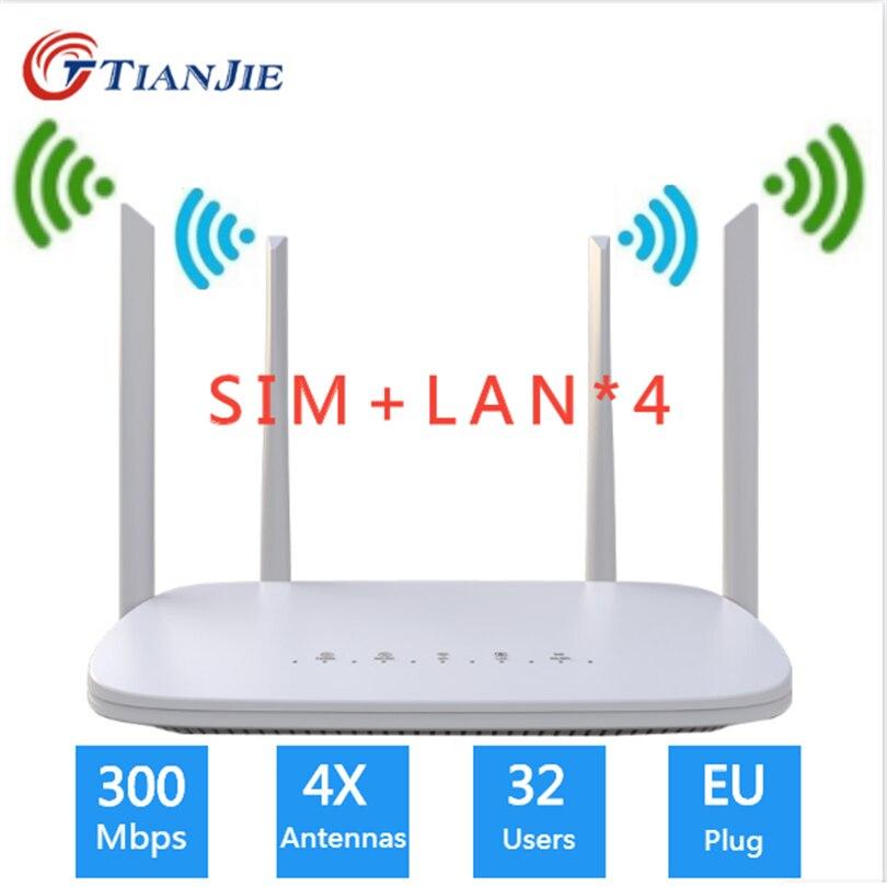 300mbps rede cpe desbloquear roteador 4g wifi eua portable gateway fdd tdd lte wcdma global móvel hotspot sim slot para cartão wan/lan porto