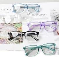 unisex presbyopic glasses hlasses portable spring hings high deflition