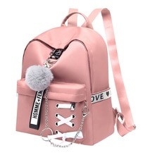 Oxford Women Backpacks Waterproof Female Shoulder Backpack Fashion Teenage Girls School Bags Retro S