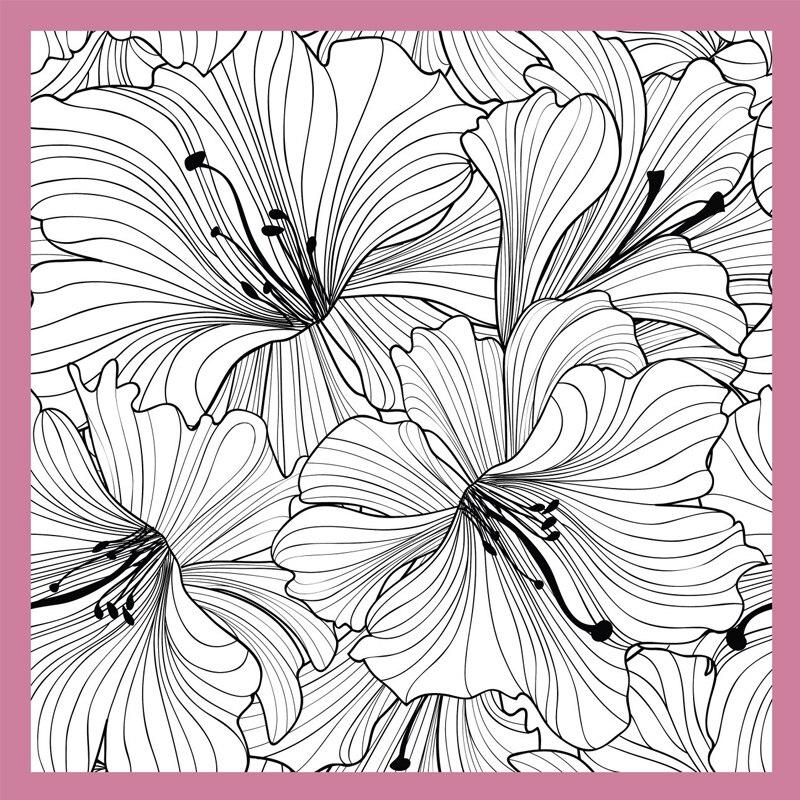 ZATBWS-timbres clairs belle floraison   Pour bricolage, Scrapbooking/fabrication de cartes/Album, artisanat de timbres en caoutchouc décoratifs