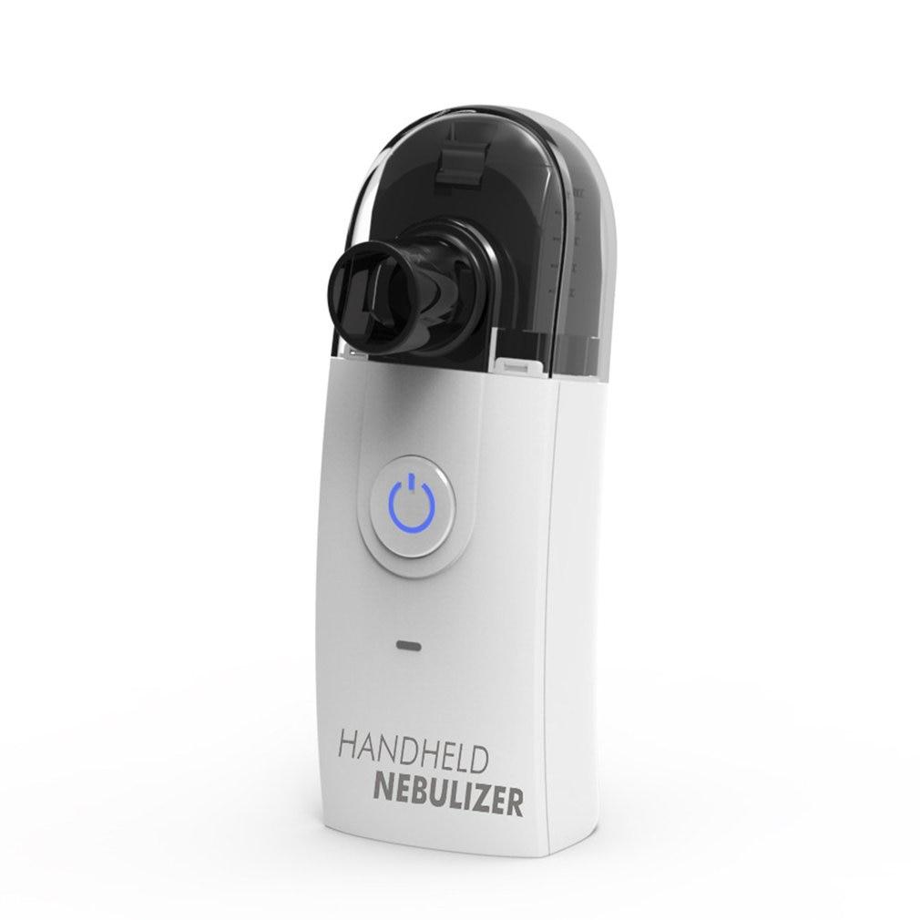 Mini nebulizador portátil, herramienta de vapor, atomizador para el cuidado de la salud, Humidificador nebulizador, inhalador