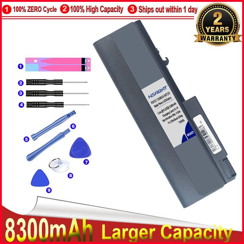 HSABAT 0 Ciclo 6530B HSTNN-UB68 Bateria para HP Compaq 6535b 6730b 6735b EliteBook 6930P 8440P 8440W 6440b 6445b 6540b 6545b