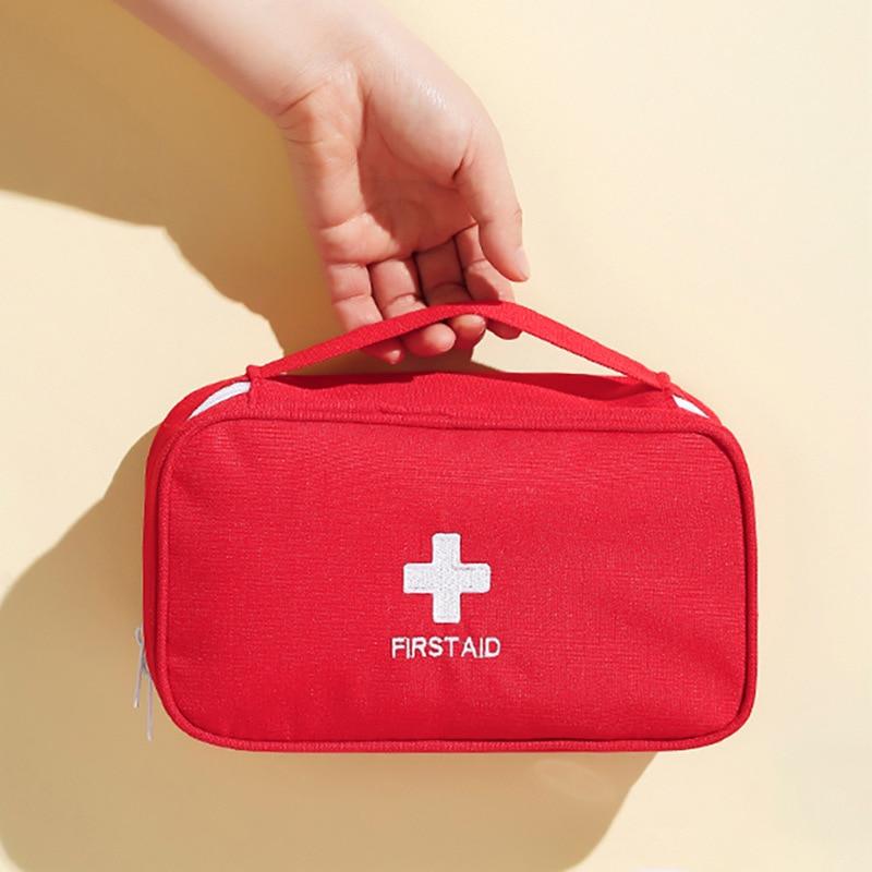 Reise medizin bag first aid kit erste hilfe tasche büro medizinische erste hilfe reise rettungs tasche medizinische reisetasche reise zubehör