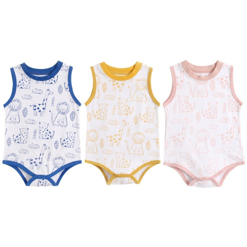 casaco infantil bebes girl snow clothes winter rompers hoodies roupa kids clothing one piece baby girls boys love pink suits Baby Girls Costume Rompers Baby Boys One Piece Sleeveless Floral Print Clothing Summer Baby Unisex Clothing Suits 0-2T