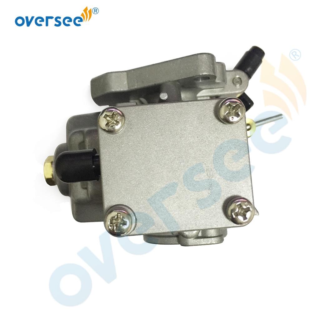 6E8-14301-00 Carburetor For Yamaha Outboard Motor 9.9HP 15HP 2T 15D Model enlarge