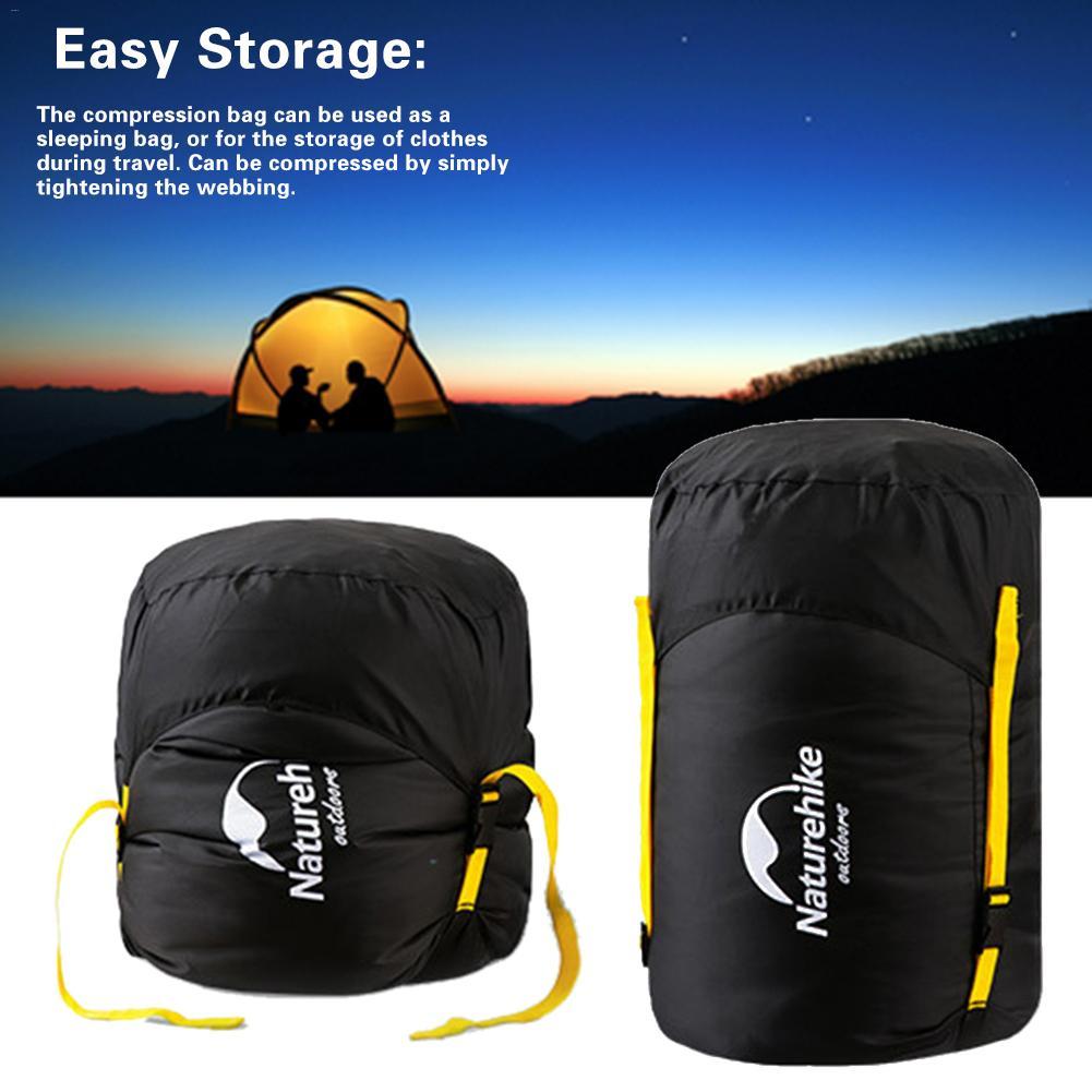 Открытый водонепроницаемый компрессионный мешок удобный легкий спальный мешок для хранения посылка для кемпинга путешествия дрейф Туризм