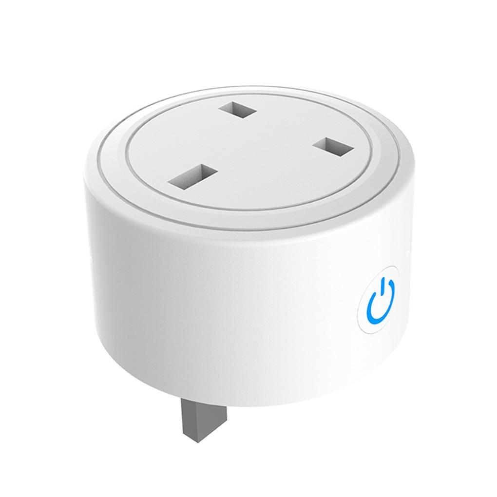 Wifi Smart Power Socket Connector Wireless Remote Control Home Appliance Plug Head Intelligence Home Supply US/UK Plug