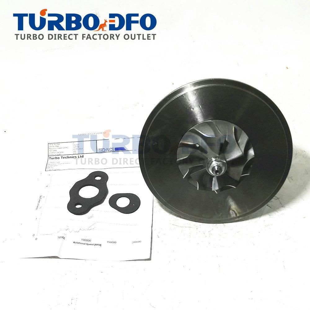 Turbolader cartridge TB28 702365-0015 702365-0025 Turbine core CHRA 4102BZ10103 for JAC Bus CY4102BZQ Wuxi Diesel repair kit