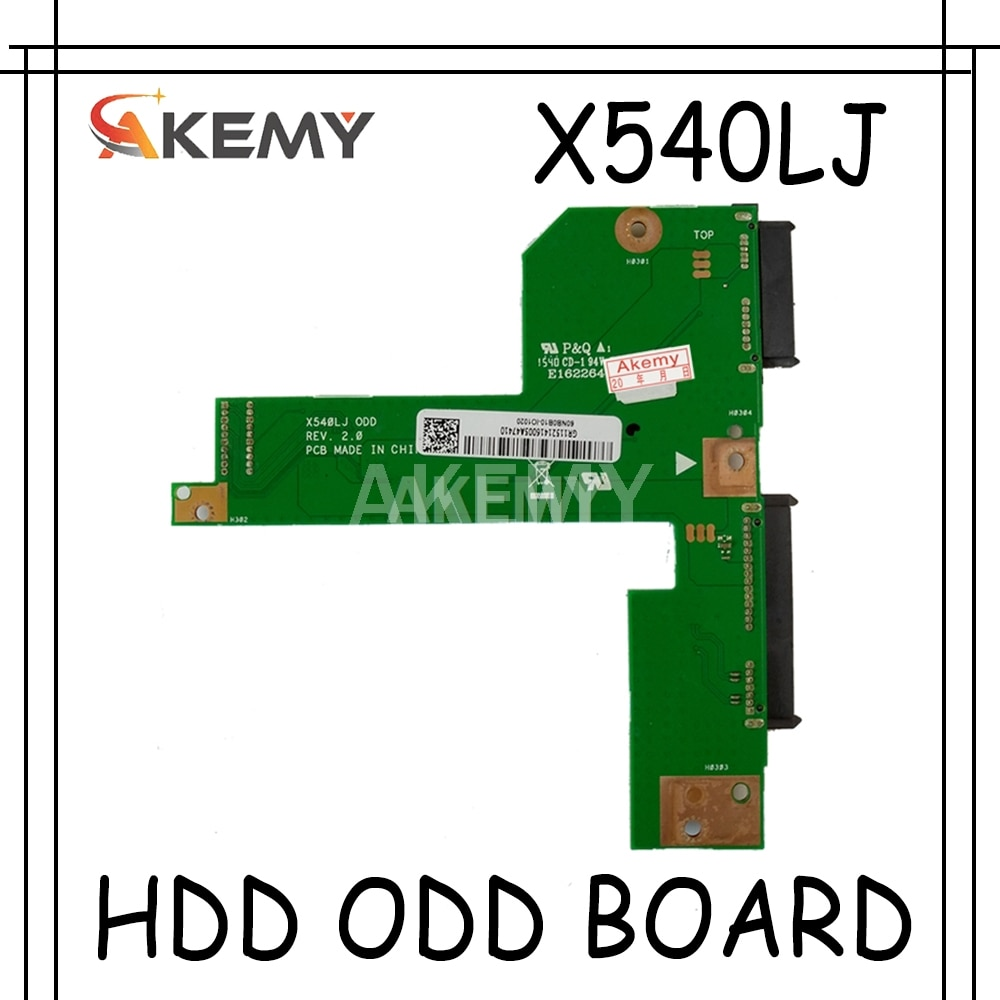 Akemy For Asus X540LJ HDD لوحة غريبة X540LJ غريبة REV 2.0 F540L R540L مجربة شحن مجاني جيد 100% عمل مثالي