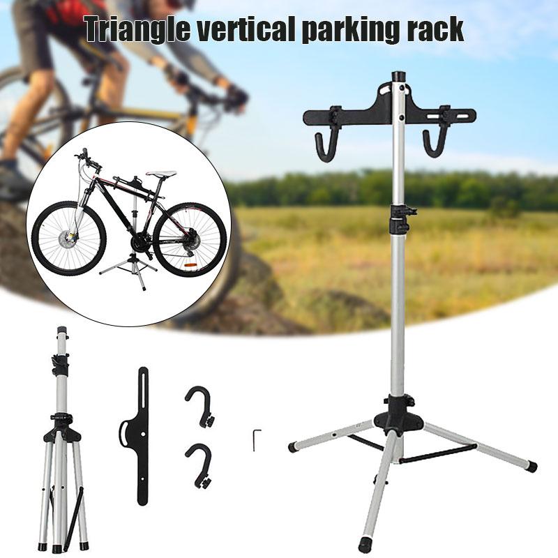 Venda quente suporte de reparo da bicicleta mecânica manutenção rack altura ajustável nov99