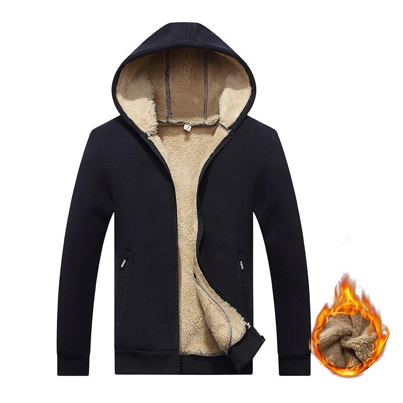 Sudadera con capucha De Invierno para hombre y mujer, ropa informal De...